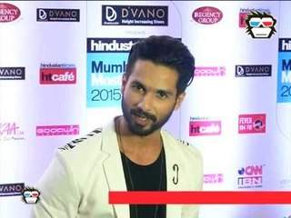 Shahid Kapoor confirms marriage with Mira