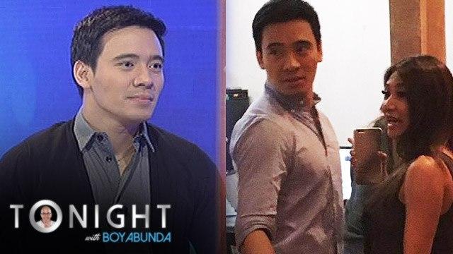 TWBA: Erik Santos crosses paths with Rufa Mae Quinto