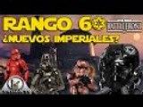 Noticias de Battlefront Rango 60 ¿Nuevos soldados imperiales? Se abren las apuestas