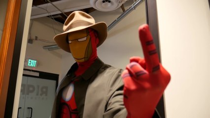 The Flash vs Iron Man | Captain America Boss Man | Superheroes vs Life