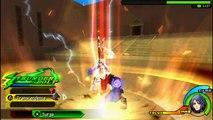[USA] Kingdom Hearts Birth By Sleep - Walkthrough [74] Aqua ~ Olympus Coliseum [2] - Hades Boss