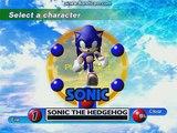 Sonic Adventure Dreamcast Gameplay