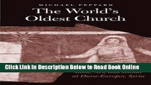 Read The World s Oldest Church: Bible, Art, and Ritual at Dura-Europos, Syria (Synkrisis)  Ebook