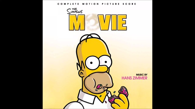 The Simpsons (Soundtrack) - Homers Epiphany