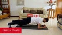 10 Exercícios de Abdominais Para Fazer em Casa | Prozis TV