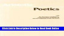Read Poetics: with the Tractatus Coislinianus, reconstruction of Poetics II, and the fragments of