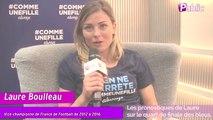 """Exclu Vidéo : Laure Boulleau : """"Les Bleus vont gagner dimanche !"""""""
