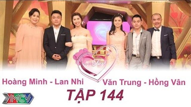VỢ CHỒNG SON - Tập 144 | Hoàng Minh - Lan Nhi | Văn Trung - Hồng Vân | 15/05/2016
