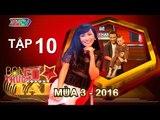 BẠN CÓ THỰC TÀI | Mùa 3 - Tập 10 | Thần đồng nhí 4 tuổi tấu hài khiến sao Việt bấn loạn | 30/05/2016