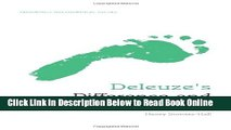 Read Deleuze s  <i>Difference and Repetition</i>: Deleuze s Difference and Repetition: