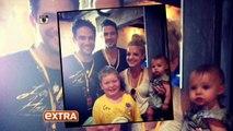 Extra 03-24-15 Ryan Paevey, Kirsten Storms & Brandon Barash