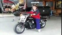 Compilation d'abrutis  en moto
