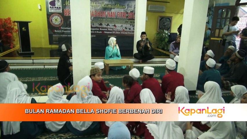 Bulan Ramadan Bella Shofie Berbenah Diri