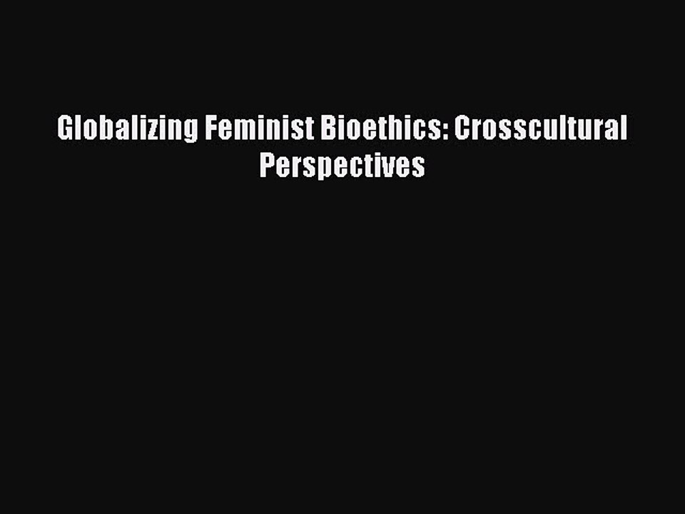 Legal perspectives in bioethics /