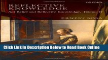 Download Reflective Knowledge: Apt Belief and Reflective Knowledge, Volume II  Ebook Online
