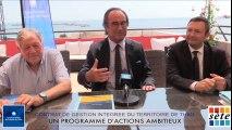 SETE - BASSIN DE THAU - 2016 - CONTRAT DE GESTION INTÉGRÉE : Un Programme d'action ambitieux