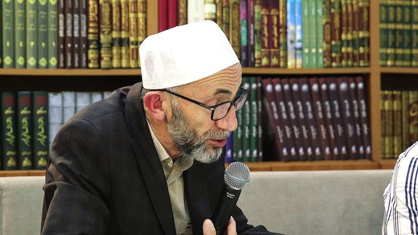 10) Tarikat-ı Muhammediyye Okumaları - Sünnete Sarılmak [Ayetler Işığında - 3] - Nureddin Yıldız
