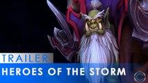 Heroes of the Storm : Présentation des nouveaux personnages
