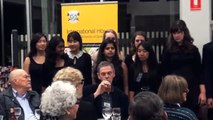 Welcome to Rotarians UQ International House Students Part 1