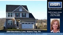 Homes for sale 2064 Blackberry Lane Adams Twp PA 16046 Coldwell Banker Real Estate Services