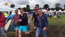 Wij blijven tot het einde danceliefhebbers trotseren modderpoel WiSH Outdoor  Omroep Brabant