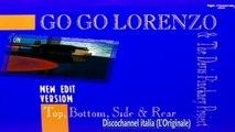 Top, Bottom, Side & Rear - Go Go Lorenzo And The Davis Pinckney Project 1987