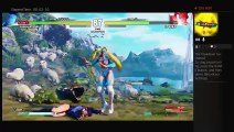 Street Fighter 5 Ken Survival Mode (2)