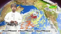 Tropical Cyclone in the Arabian Sea May Threaten Oman