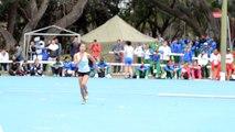 Salto alto - Lorena Aires - Sudamericano sub 23 de atletismo Montevideo 2014 (03a05/oct)
