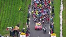 Summary - Stage 1 (Mont-Saint-Michel / Utah Beach Sainte-Marie-du-Mont) - Tour de France 2016