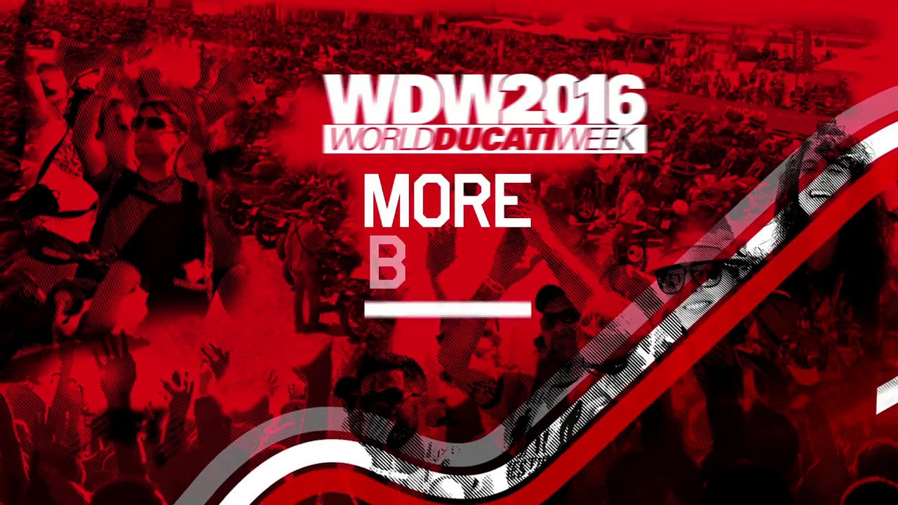 WDW2016 – Ducati Parade