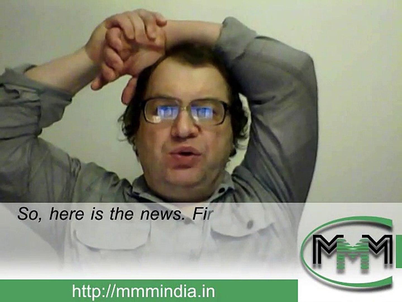 MMM INDIA NEWS 08.01.2015