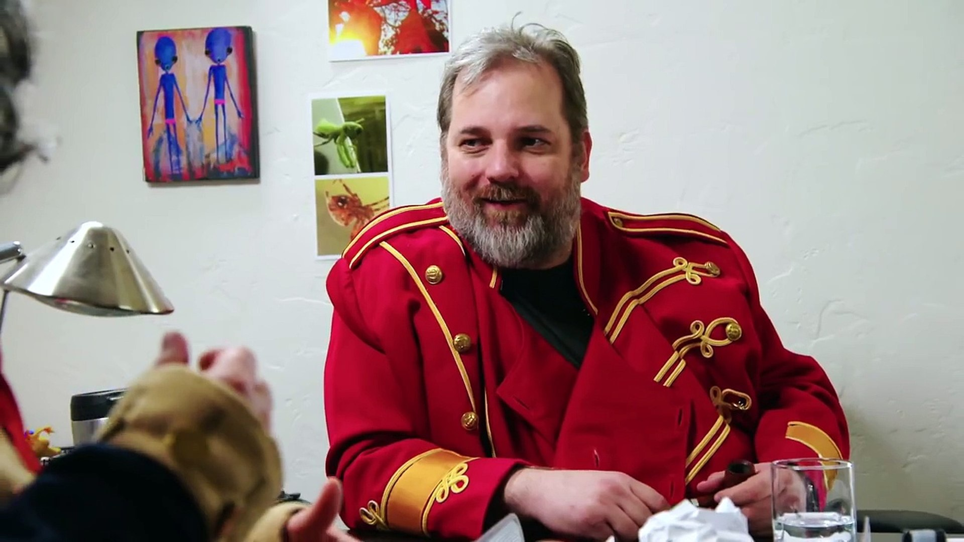 Great Minds with Dan Harmon: 'Ludwig van Beethoven' (feat. Jack Black) | Night Class | His