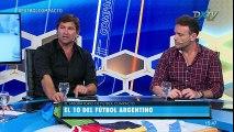Fútbol compacto: Los números 10 del fútbol argentino - Norberto Alonso