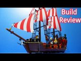 Lego(레고) Pirates 70413 The Brick Bounty(Pirates Ship) - Build Review