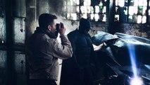 Zack Snyder Takes First Batfleck Image for Batman v Superman
