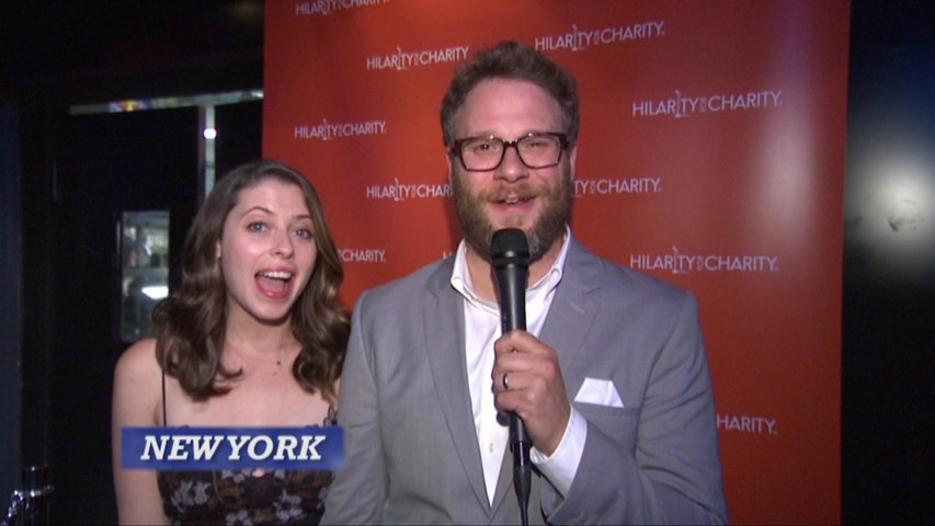 Hilarity For Charity And Seth Rogen Aren't Kidding Around