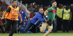 Euro 2016 Portuguese streaker during Poland Portugal at Marseille polish polski polska