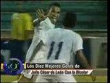 Los 10 mejores goles de Rambo De Leon con la seleccion de Honduras