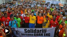 Sea of colour floods Penang streets for Guan Eng