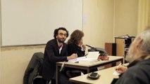 Séminaire l'éthique, la psychanalyse Françoise Gorog et Stéphane Habib 15/01/14 1/12
