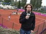 Internationaux de tennis de Strasbourg : Résumé du 20/05