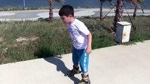 Sahilde Paten Sürüyoruz Çılgın Plasma Car Kaykay Testi - Oyuncak Abi Kerem Vlog