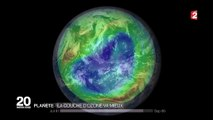 Environnement, le trou de la couche d'ozone se résorbe