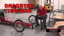 TOW BAR FOR VINTAGE NITRO DRAGSTERS