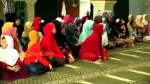 Aa Gym 'KW' Berbagi Ke Yatim dan Janda Tua di Bulan Ramadan