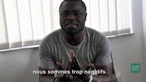"""Avant Allemagne-Italie, Gerald Asamoah se moque des """"vieux Italiens"""""""