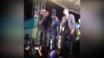 Bounty Killer, Mavado & Sizzla Performs Together @ Rendezvous 2016 Beach Party (Highlights)