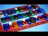 터닝메카드 장난감 31개 자동차 변신 TurningMecard Car Toys