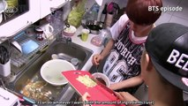 140623 [ENG] [Episode] 1st BTS Birthday Party (Jin chef of BTS)